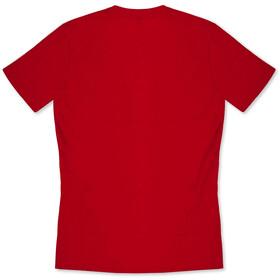 arena Team T-paita Miehet, red/white/red